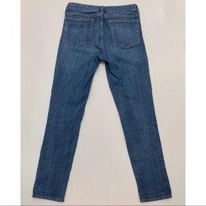 J. Crew Jeans - J. Crew Toothpick Skinny Jeans Medium Wash 28 Blue